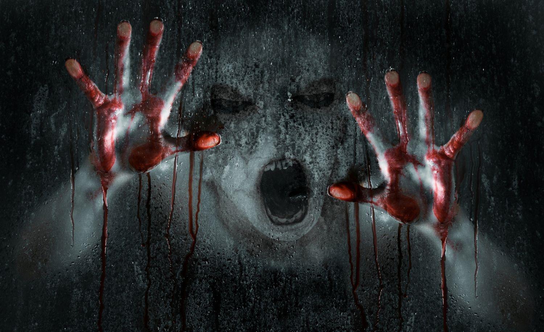 Couchtisch mit Motiv Gothic Hell Zombie  eBay