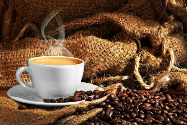 Magnettafel Pinnwand XXL Magnetbild Kaffee Duft Bohnen