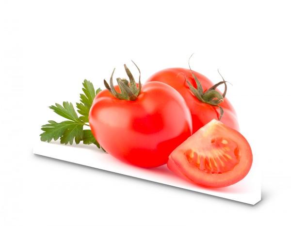 Magnettafel Pinnwand Bild Tomate Tomaten Küche XXL gekantet