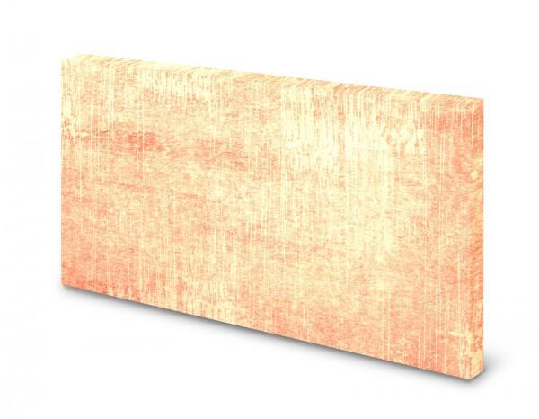 Magnettafel Pinnwand Bild Apricot Muster Struktur Hintergrund gekantet