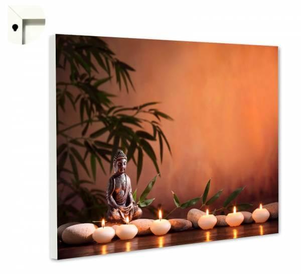 Magnettafel Pinnwand Buddha Zen
