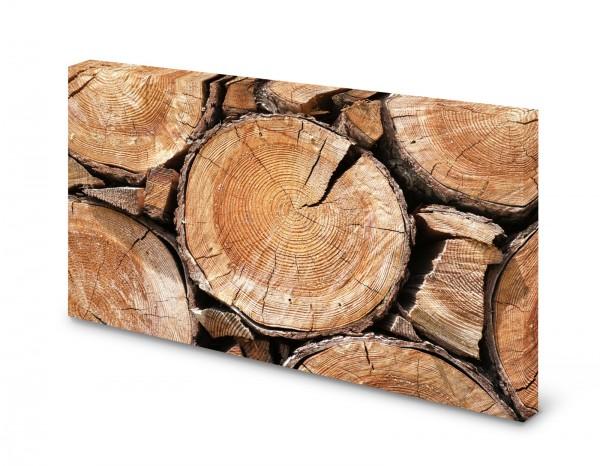 Magnettafel Pinnwand Bild Holz Baumscheiben Holzscheiben