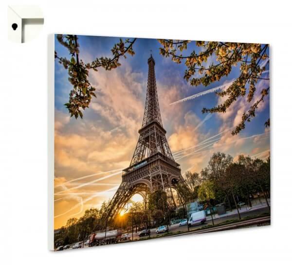 Magnettafel Pinnwand Frankreich Paris Eiffelturm