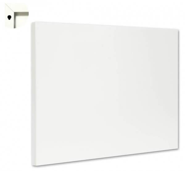 Magnettafel Pinnwand in weiß blanko