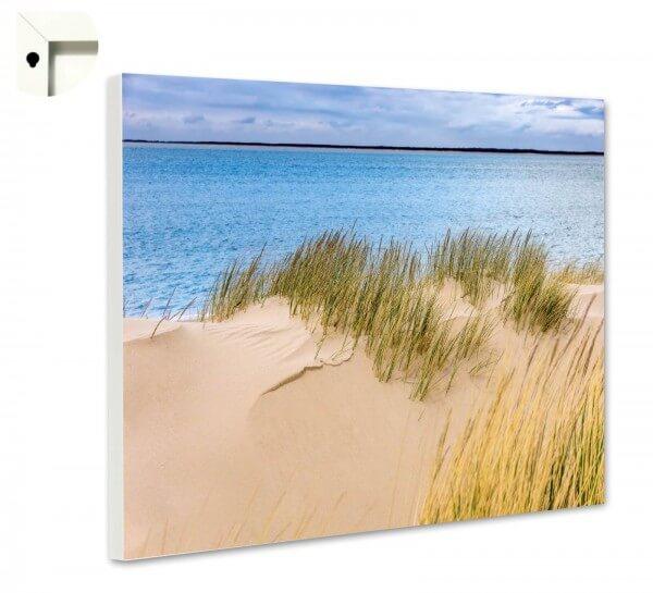 Magnettafel Pinnwand Natur Sylt Nordsee Düne Meer