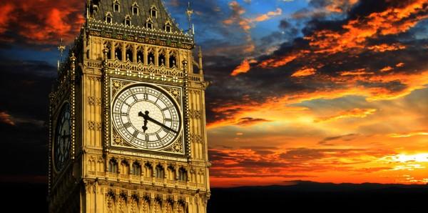 Magnettafel Pinnwand Bild XXL Panorama Big Ben London
