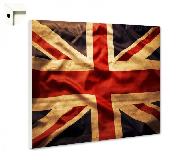 Magnettafel Pinnwand mit Motiv Unionjack England