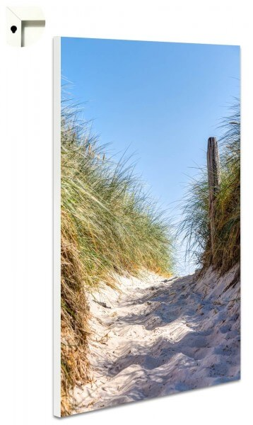 Magnettafel Pinnwand Sand Strand Düne