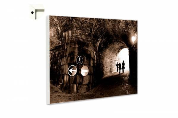 Magnettafel Tunnel