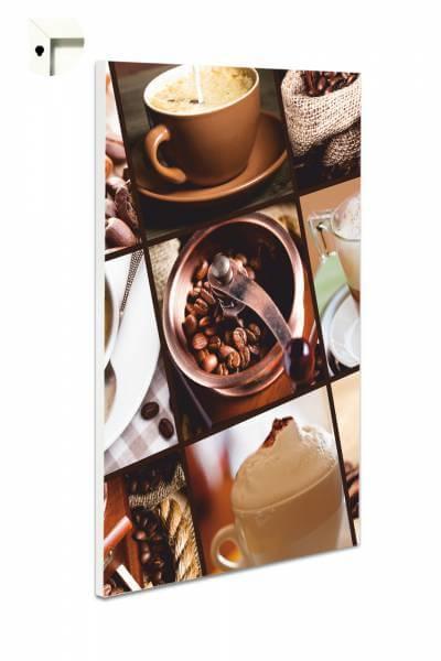 Magnettafel Pinnwand Küche Kaffee