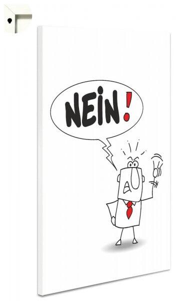 Magnettafel Pinnwand Mit Motiv Buro Comic Mehr Motive Motiv