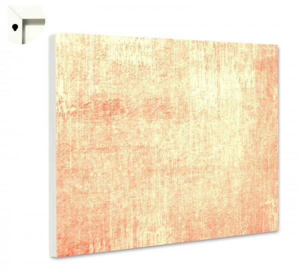 Magnettafel Pinnwand Muster Struktur Apricot