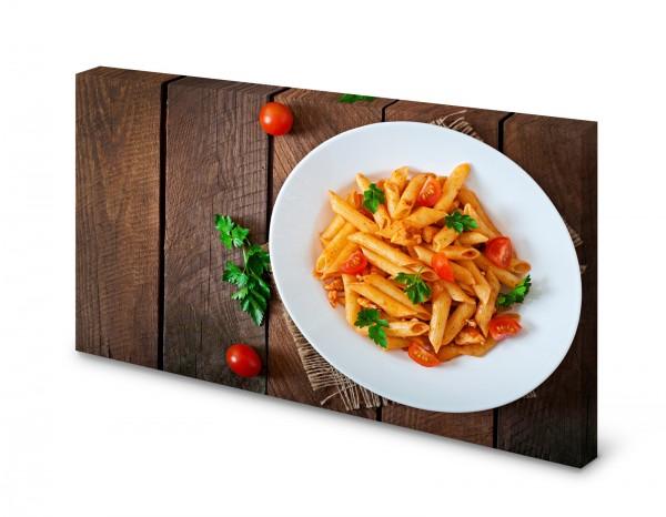 Magnettafel Pinnwand Bild Pasta Nudeln Italien Küche