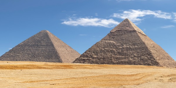 Vlies Tapete XXL Poster Fototapete Pyramiden