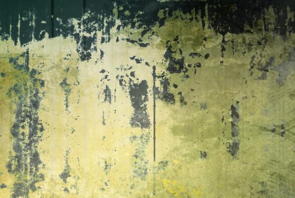 XXL Magnettafel Pinnwand Magnetbild Beton Optik grün