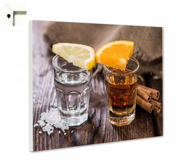 Magnettafel Pinnwand Memoboard mit Motiv Küche Bar Tequila