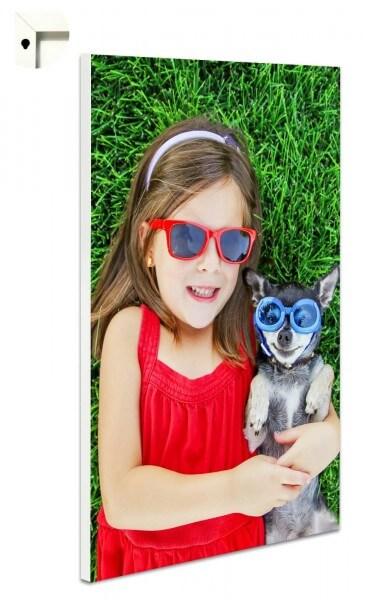 Magnettafel Pinnwand mit Wunschmotiv Ihr eigenes Foto Bild