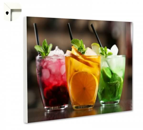 Magnettafel Pinnwand Küche Cocktail Bar