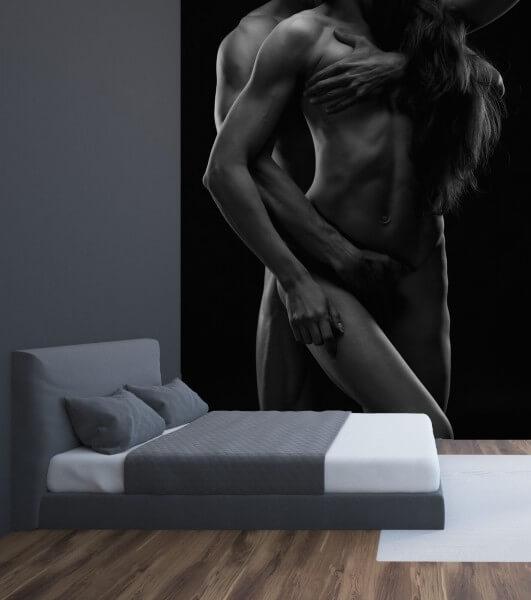 Vlies Tapete XXL Poster Fototapete Fitness Erotik In Shape