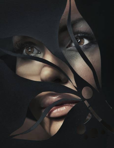 Poster Fototapete Erotik Orient