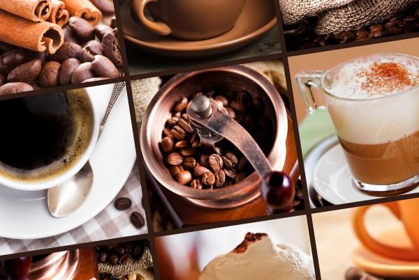Magnettafel Pinnwand XXL Magnetbild Kaffee Küche