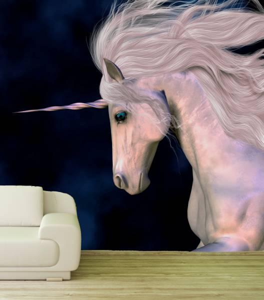 Poster Fototapete Fantasy Pegasus