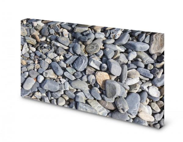 Magnettafel Pinnwand Steine Kieselsteine Natursteine gekantet