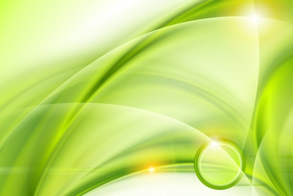 Magnettafel Pinnwand XXL Magnetbild Muster grün hellgrün