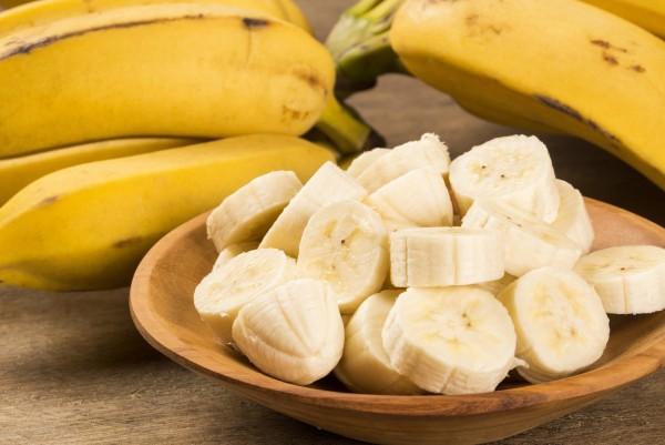 Magnettafel Pinnwand XXL Bild Banane Obst
