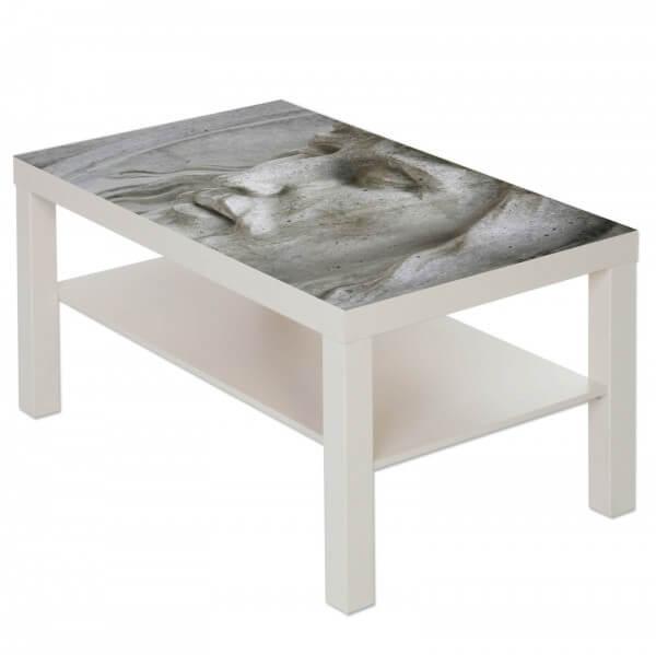 Couchtisch Tisch mit Motiv Bild Jesus