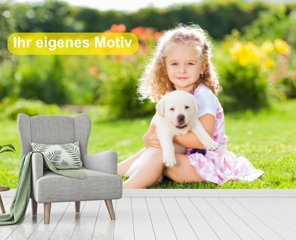 Vlies Tapete Poster Fototapete mit Wunschmotiv eigenes Foto Bild Motiv