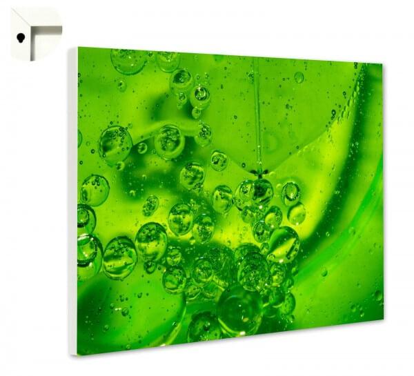 Magnettafel Pinnwand Muster grün