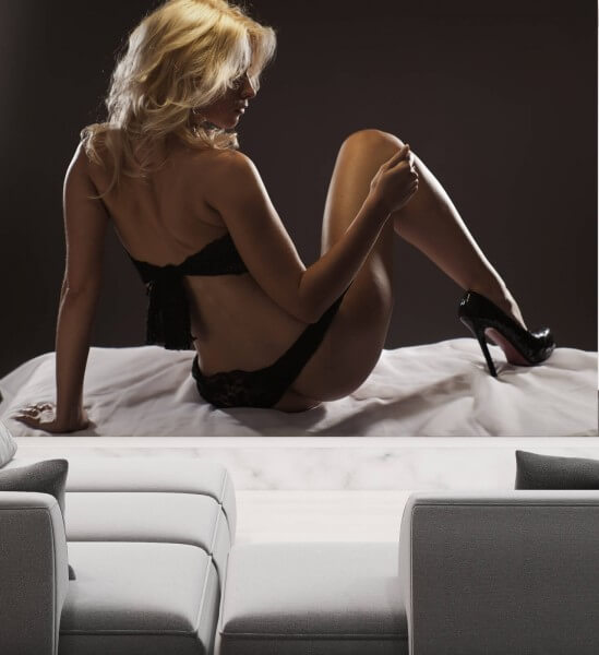 Vlies Tapete XXL Poster Fototapete Erotik sexy High Heels
