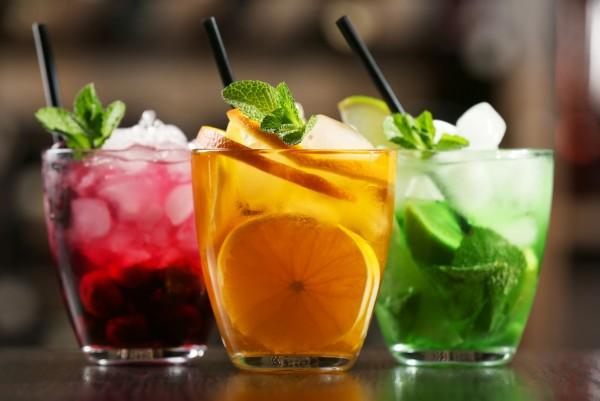 Magnettafel Pinnwand XXL Bild Küche Limonade Saft Cocktail