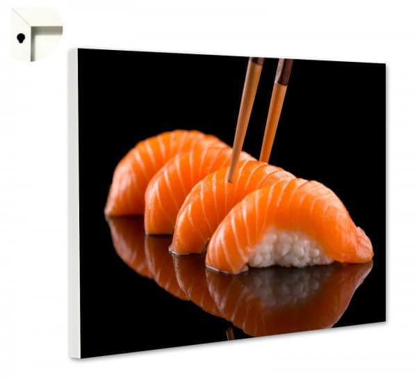 Magnettafel Pinnwand Küche Sushi Bar
