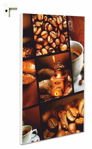 Magnettafel Pinnwand Küche Kaffee Mühle