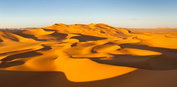 Magnettafel Pinnwand XXL Magnetbild Wüste Sand