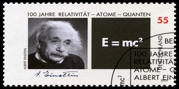 Magnettafel Pinnwand Bild XXL Panorama Albert Einstein