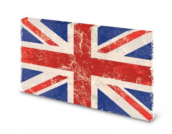 Magnettafel Pinnwand Bild England Fahne Flagge Union Jack