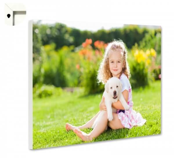 Magnettafel Pinnwand mit Wunschmotiv Ihr eigenes Foto Bild Motiv