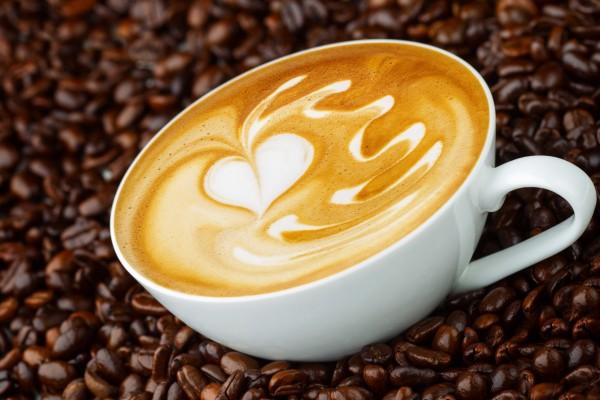 Magnettafel Pinnwand XXL Milchkaffee Cappuccino Schaum