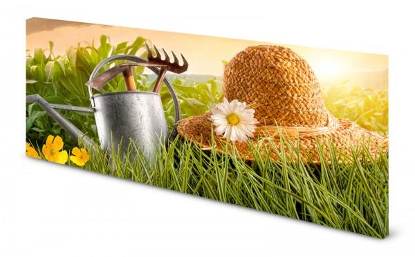 Magnettafel Pinnwand Bild Garten Gartenfreunde Gartenlust