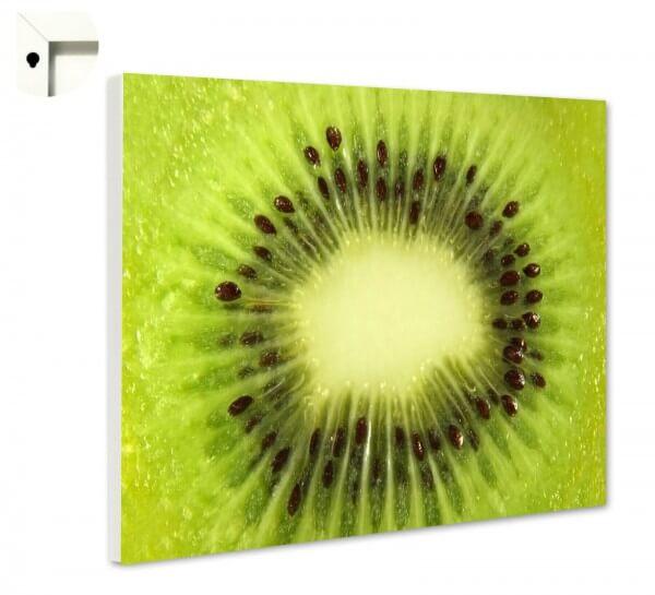 Magnettafel Pinnwand Küche Obst Kiwi