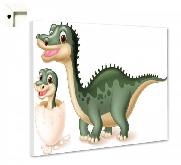 Magnettafel Pinnwand Kinder Dinos Dinosaurier