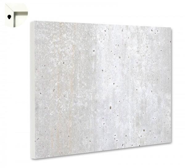 Magnettafel Pinnwand Muster Beton 2