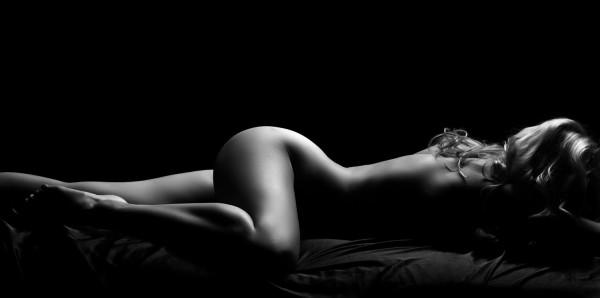 Magnettafel Pinnwand Bild XXL Panorama Erotik Frau
