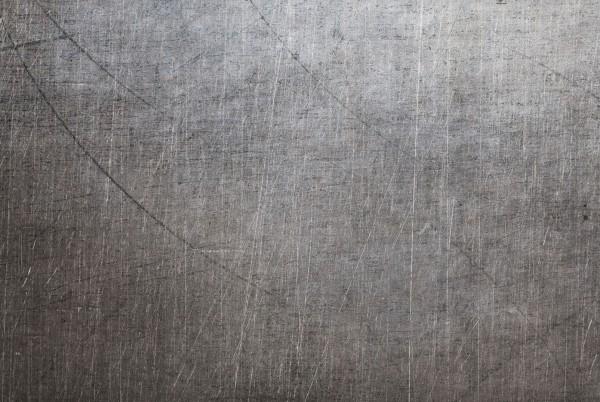 Magnettafel Pinnwand XXL Bild Stahloptik Metall alt Stahl