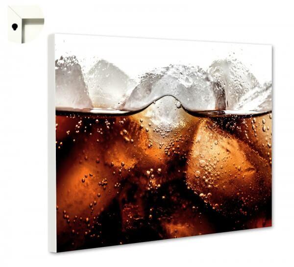 Magnettafel Pinnwand Küche Cola on Ice