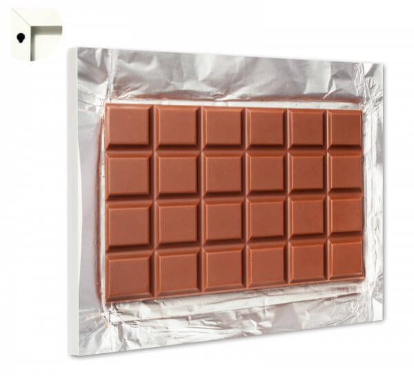 Magnettafel Pinnwand Küche Tafel Schokolade