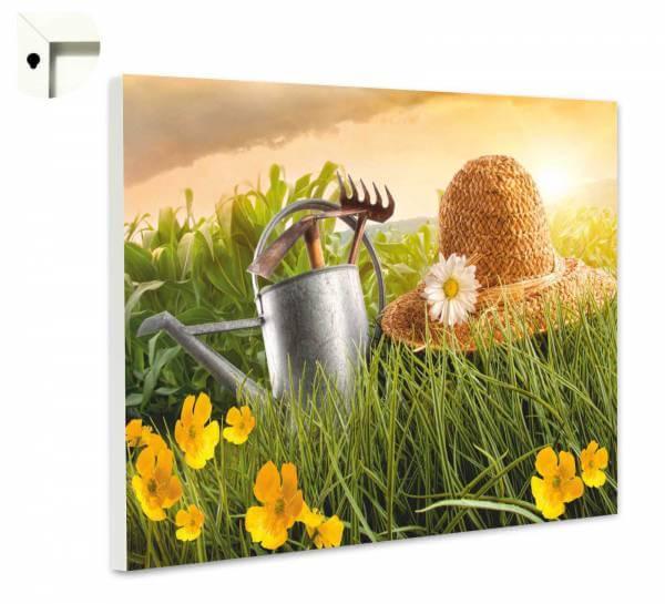 Magnettafel Pinnwand Mit Motiv Natur Blumen Bin Im Garten Natur